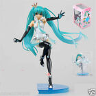 Vocaloid Hatsune miku Racing Girl 2013 Ver. 1/8 scale painted anime figur in box
