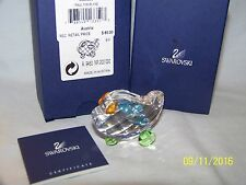 "SWAROVSKI CRYSTAL ""PAUL THE PLANE"" FIGURINE RETIRED NEW IN BOX 9460NR200030"