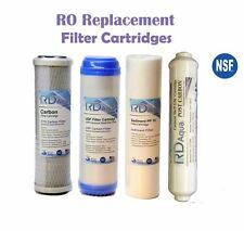 Reverse Osmosis RO Full Replacement filter set