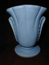 Robinson Ransbottom Pottery RRP Roseville Ohio #226/- Blue Vase