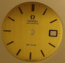 1245 OMEGA NEW OLD STOCK DIAL AUTOMATIC GENEVE GOLD CALIBER 1012