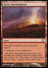 MTG GHITU ENCAMPMENT - ACCAMPAMENTO GHITU - X - MAGIC