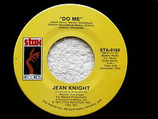 JEAN KNIGHT~DO ME~A KILLER~SAVE THE LAST KISS FOR ME~STAX~ FUNK  45