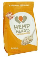 Manitoba Harvest - Hemp Hearts Natural Raw Shelled Hemp Seeds - 5 lbs.