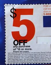 BED Bath BEYOND Coupon 5 OFF Save $5 (Any PURCHASE $15 Or MORE) Deal OFFER Code*