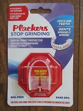 Plackers Stop Grinding Dental Night Bruxism Clenching Protector FAST SHIPPING