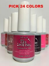 IBD Just Gel Polish Nail Soak Off CHOOSE 24 COLORS SET 0.5 OZ