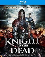KNIGHT OF THE DEAD Blu-Ray 2013 English & French