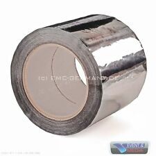 Aluminium PP Self-Adhesive Tape 100mmx50m Silver Isolating Vapour Barrier