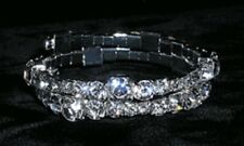 "ALL Rhinestone Arm Band... (Bracelet)..14"" Around......Beautiful!!"