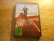 Der unsichtbare Dritte [2 DVD Box] Hitchcock Cary Grant