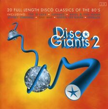 Vol. 2-Disco Giants - Disco Giants (2007, CD NIEUW)