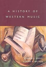 A History of Western Music, Sixth Edition-ExLibrary