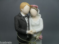 Bride and Groom Bridal Wedding Figuring Cake Topper