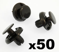 50x Ford Transit V362 Custom- Rear panels back door interior trim lining clips
