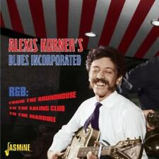 Alexis Korner Blues Incorporated - From the Roundhouse to the, CD neu