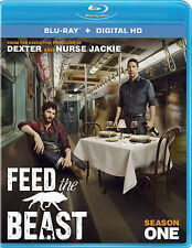 Feed The Beast: Season 1 (Blu-ray Disc, 2016) Brand New Ships Worldwide
