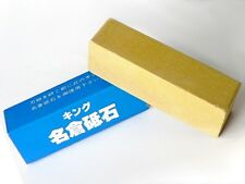Japanese whetstone KING Nagura sharpening waterstone sharpener tool knife water