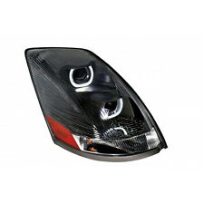 Volvo VN / VNL 2004+ Projection LED Headlight Blackout -Passenger Side