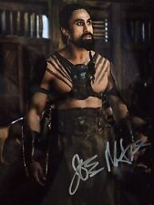 JOE NAUFAHU - GAME OF THRONES ACTOR - KHAL MORO - SUPERB SIGNED COLOUR PHOTO