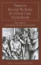 Tarascon Internal Medicine & Critical Care Pocketbook, Lederman, Robert J., Good