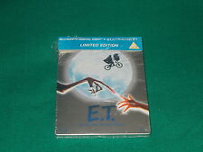 E.T:the Extra-Terrestrial   edizione steelbox import con audio no italiano