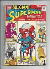 80 Page Giant #6/Silver Age DC Comic Book/Superman Stories/FN-