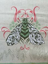 RPE313 Tokyo Train Watts Moths Beetles Insects Cotton + Steel Quilting Fabric