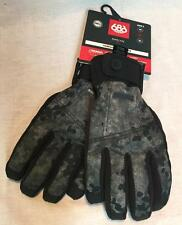 686 Men's Parklan Field Snowboard Winter Glove Black Desert Camo XL NEW