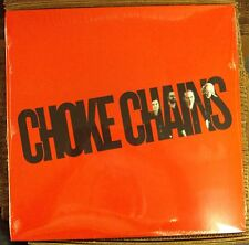 CHOKE CHAINS s/t LP SEALED Slovenly garage-punk Bantam Rooster Dirtbombs