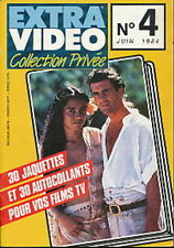 EXTRA VIDEO 04 (6/84) MEL GIBSON MARLENE JOBERT SANDA
