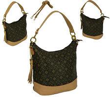 Bag Handtasche Schultertasche Tasche Umhängetasche LV-9260 von Max Mon