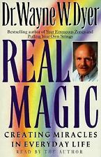 Real Magic : Creating Miracles in Everyday Life by Wayne Dyer (1992, Cassette)