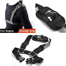 Video Camera Shoulder Strap Mount Chest Harness Belt for GoPro Hero 1 2 3 3+
