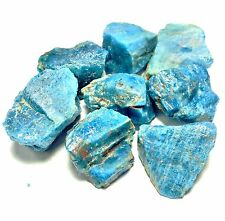 "Rough Apatite Stones 2 lb Lot- 1 1/2"" to 2"" Zentron™ Crystals"