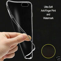 Ultra Thin Clear Soft Gel Case Cover For iPhone,Samsung,Sony,HTC,Nokia Models
