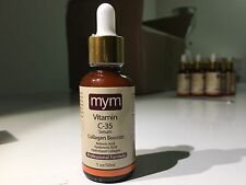 Vitamin C 35% with Pure Hyaluronic Acid and Retinoic Acid  Anti Aging Serum