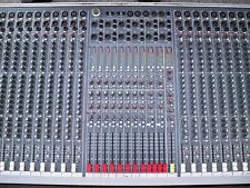 Soundcraft 32X12 Channel Spirit Monitor 2 Monitor Console With Case & PSU