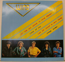 "WIND LET THE SUN SHINE IN YOUR HEART CAUSE OF YOU LASS DIE SONNE 12"" MAXI (h929)"