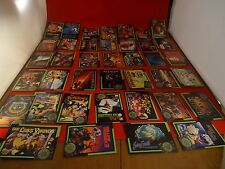 Blockbuster Game Tips Trading Cards Sega Genesis Super Nintendo SNES Lot of 39
