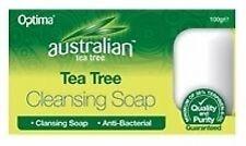 Optima australiano de árbol de té Barra De Jabón 90 G X 6 Barras
