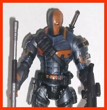 DC COMICS BATMAN UNLIMITED ARKHAM ORIGINS - DEATHSTROKE - LOOSE & COMPLETE