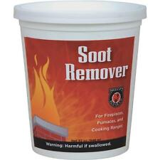 6 Pk Meeco´s Red Devil 32 Oz Chimney Flue Powdered Soot Remover 17