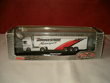 SCHUCO MERCEDES LKW BRIDGESTONE MOTORSPORT 1:87 LIMITED EDITION PLEXI BOX OVP