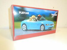 Playmobil herpa playcar orange ovp bmw Z4 roadster
