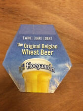 Hoegaarden Belgian Wheat Beer Coasters - Coaster - 25 Pack - New & Free Shipping