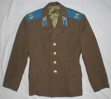 Vintage Soviet Russian Military Army Uniform Soldier CA Jacket Air Force USSR 50