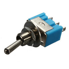 *** mini interrupteurs a bascul125V 6A ON/ON 2 Position SPDT 3 *******