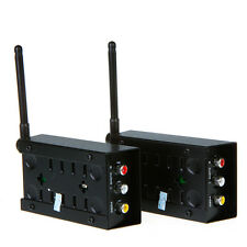 2.4GHz 2.4G Wireless Audio Video Transmitter Receiver sender 4 Channels A/V