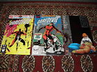 3 x DAREDEVIL / ANNUAL 6 (1990) ANNUAL 7 (1991) MAN WITHOUT FEAR #1 (1993)